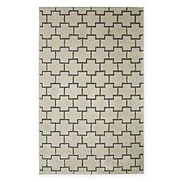 Mohawk Home® Loft Block Out Area Rug in Cream