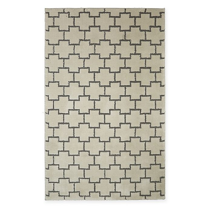 Alternate image 1 for Mohawk Home® Loft Block Out Area Rug in Cream
