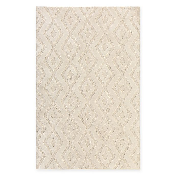 Alternate image 1 for Mohawk Home Loft Hampshire Area Rug in Cream