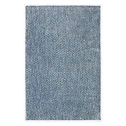 Mohawk Home® Laguna Clinton 8-Foot x 10-Foot Area Rug in Blue