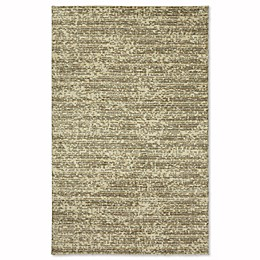Mohawk Home Laguna Neutral Stripe Area Rug in Beige