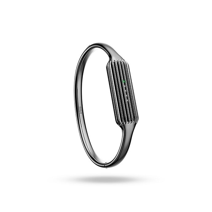 Fitbit™ Flex 2™ Bangle Accessory Band in Silver | Bed Bath