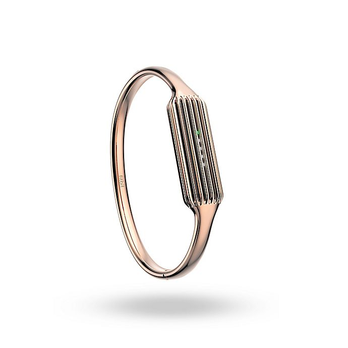 Fitbit™ Flex 2™ Wristband Bangle in Rose Gold | Bed Bath
