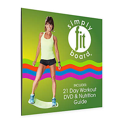 Simply Fit Board® 21 Day Challenge Workout DVD