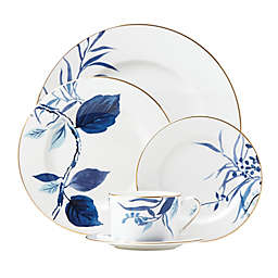 kate spade new york Birch Way™ 5-Piece Place Setting in Indigo