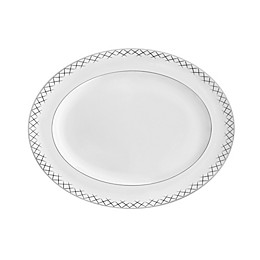 Waterford® Lismore Pops 15.5-Inch Oval Platter
