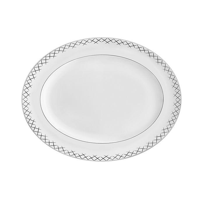 Alternate image 1 for Waterford® Lismore Pops 15.5-Inch Oval Platter