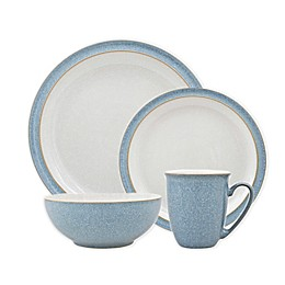 Denby Elements Dinnerware Collection in Blue