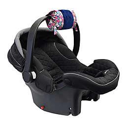 Itzy Ritzy® Ritzy Wrap™ Infant Car Seat Handle Arm Cushion in Posy Pop