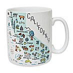 My Place  California  Jumbo Mug