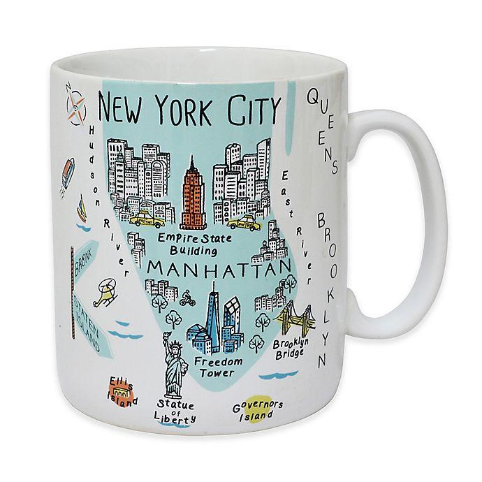 My Place New York City Jumbo Mug Bed Bath Beyond