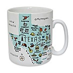 My Place  Texas  Jumbo Mug