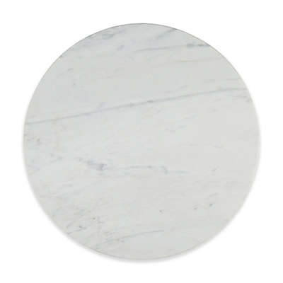 Artisanal Kitchen Supply® Straight Edge Marble Lazy Susan
