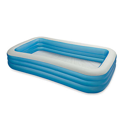 Intex® Inflatable Family Swim Center Pool