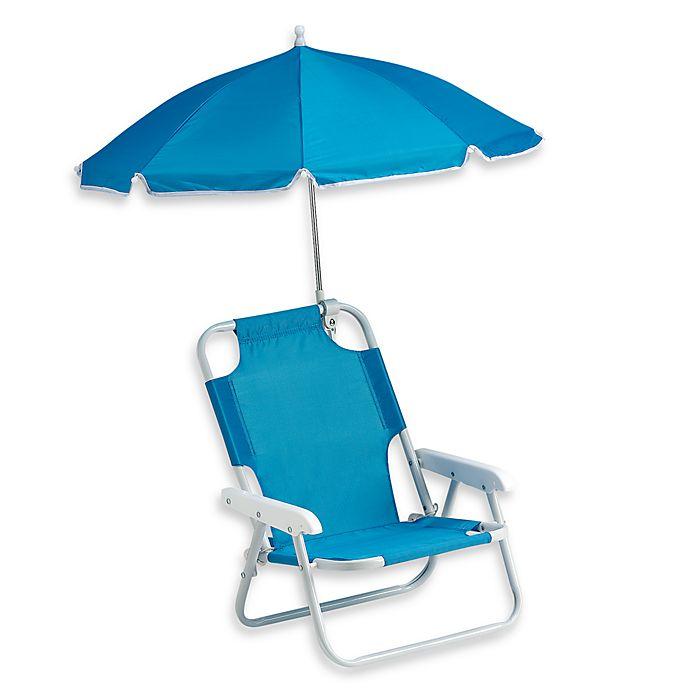 Redmon Baby Beach Chair With Umbrella