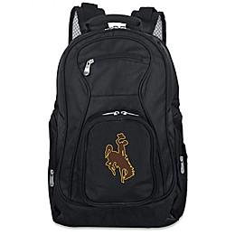 Mojo Premium University of Wyoming 19-Inch Laptop Backpack