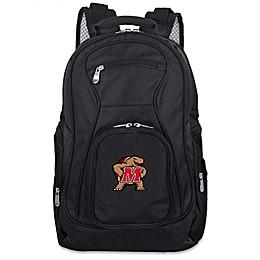 Mojo Premium University of Maryland 19-Inch Laptop Backpack