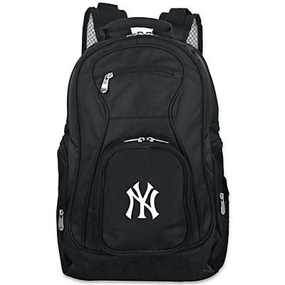 MLB New York Yankees 19-Inch Laptop Backpack