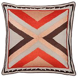 Aura Arrow 20-Inch Square Throw Pillow