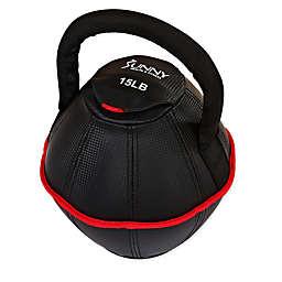Sunny Health & Fitness® Soft Kettlebell