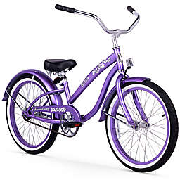 "Firmstrong Bella Classic Girl's 20"" Single Speed Cruiser Bicycle"