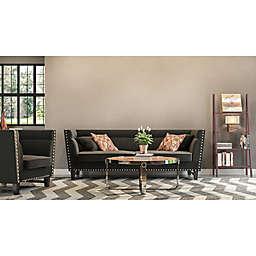 Modern Drama Living Room