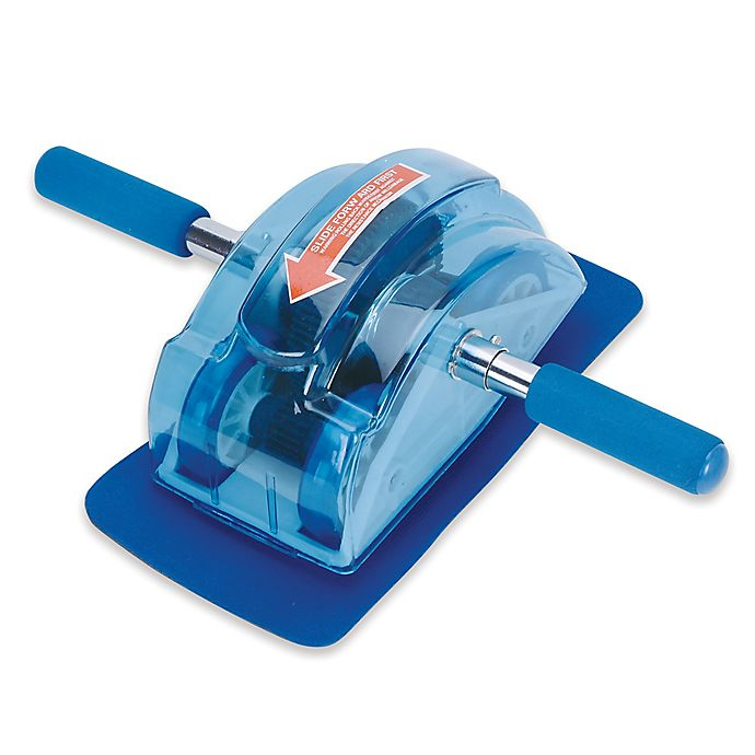 Alternate image 1 for Sunny Health & Fitness® Roller Slide in Blue