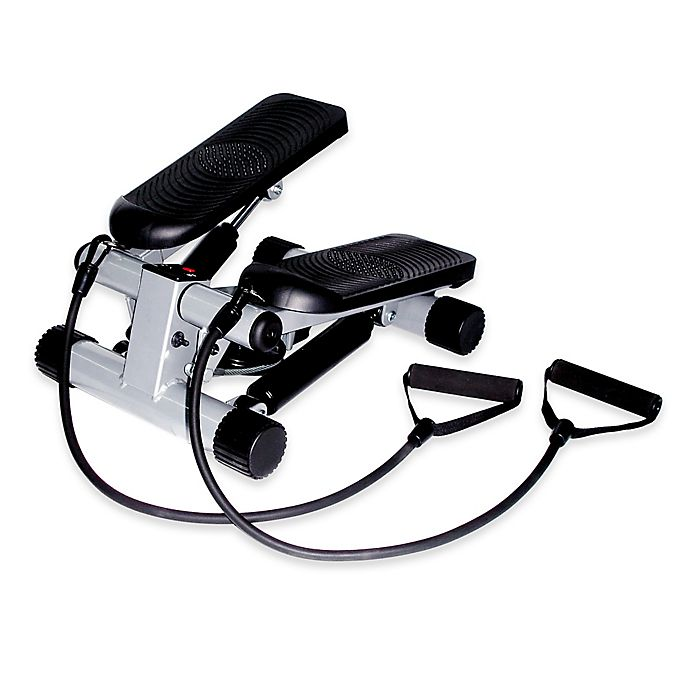 Alternate image 1 for Sunny Health & Fitness® Mini Stepper in Grey