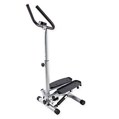 Sunny Health & Fitness®Twist Stepper with Handlebars
