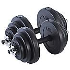 Sunny Health & Fitness® 14-Piece Dumbbell Set