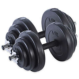 Sunny Health & Fitness® 14-Piece Dumbbell Set