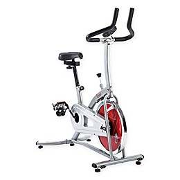Sunny Health & Fitness® B1203 Indoor Cycling Bike in Grey