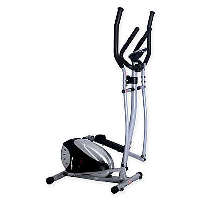 Sunny Health & Fitness® Magnetic Elliptical Trainer in Grey