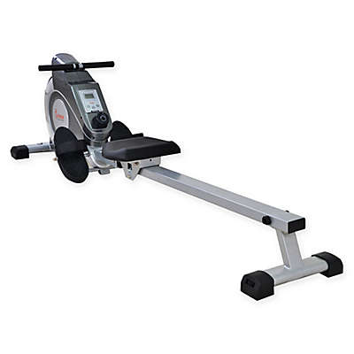 Sunny Health & Fitness® SF-RW5515 Magnetic Rowing Machine in Grey