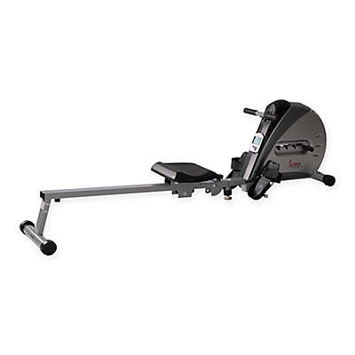 Sunny Health & Fitness® SF-RW5606 Elastic Cord Rowing Machine in Grey