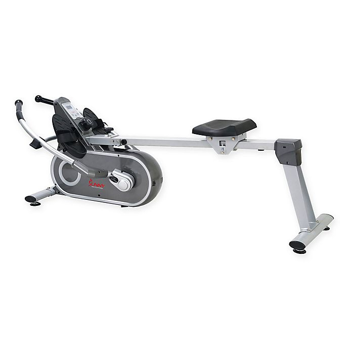 Sunny Health & Fitness® SF-RW5624 Full Motion Magnetic Rowing