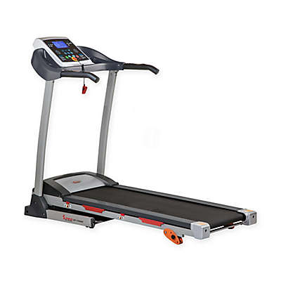 Sunny Health & Fitness® SF-T4400 Treadmill in Grey