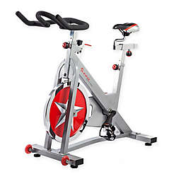 Sunny Health & Fitness® Pro Indoor Cycling Bike in Grey