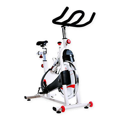 Sunny Health & Fitness® Belt Drive Premium Indoor Cycling Bike