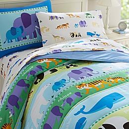 Olive Kids Endangered Animals Bedding