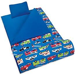 Olive Kids Heroes 3-Piece Sleeping Bag Set in Blue