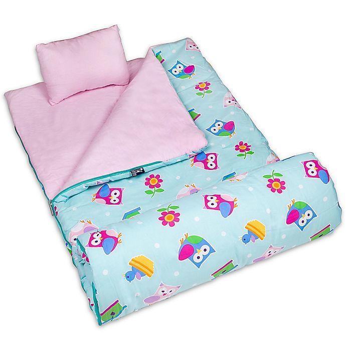Alternate image 1 for Olive Kids Birdie 3-Piece Sleeping Bag Set in Pink