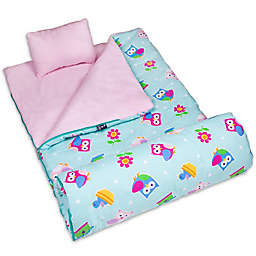 Olive Kids Birdie 3-Piece Sleeping Bag Set in Pink