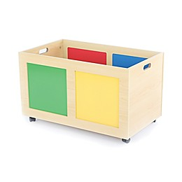Tot Tutors Rolling Toy Chest