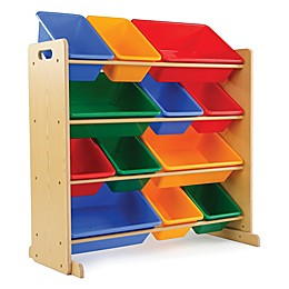 Tot Tutors Toy Organizer in Primary