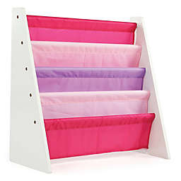 Tot Tutors Book Rack in Pink/Purple