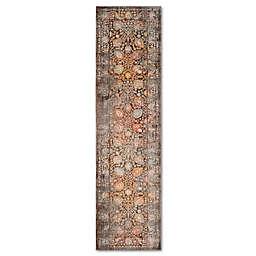 Safavieh Vintage Persian Stelios 2-Foot 2-Inch x 8-Foot Runner in Brown/Multi