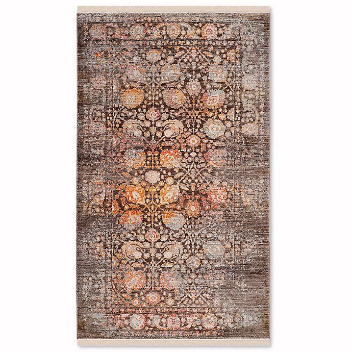 Alternate image 1 for Safavieh Vintage Persian Stelios Rug in Brown/Multi