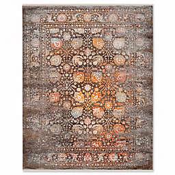 Safavieh Vintage Persian Stelios 8-Foot x 10-Foot Area Rug in Brown/Multi