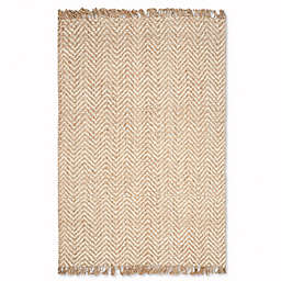 Safavieh Natural Fiber Lizette Area Rug in Bleach/Natural